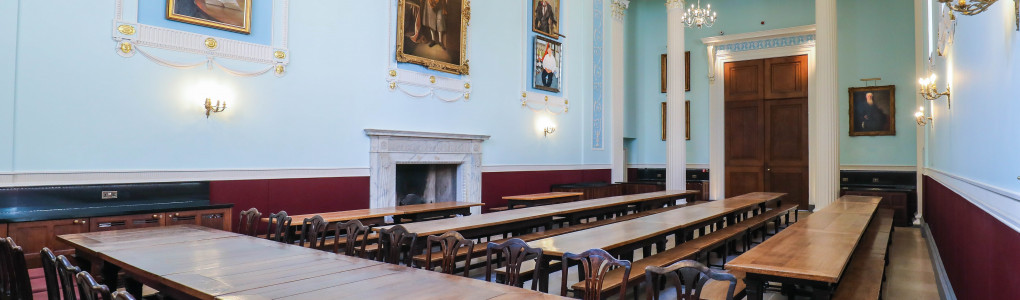 Worcester College Dining Hall