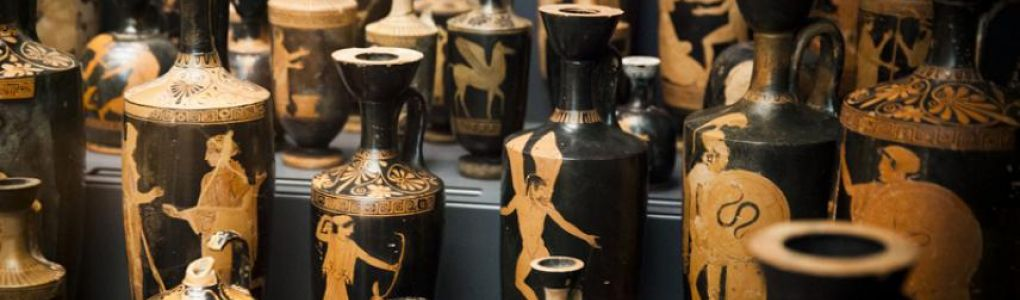 Ancient vases