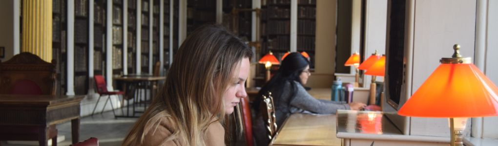 Worcester College Library