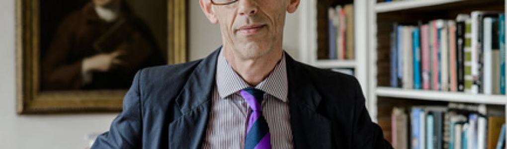 The Provost, Sir Jonathan Bate